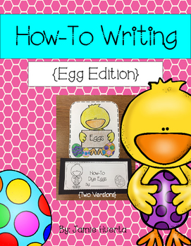 How-To Writing {Egg Edition}