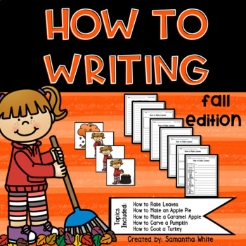 How To Writing - Fall Edition