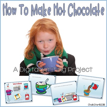 How To Make Hot Chocolate Writing Google Slides™