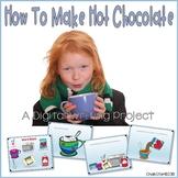 How To Make Hot Chocolate Writing Google Slides™