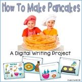 How To Make Pancakes Writing Google Slides™