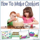 How To Make Cookies Writing Google Slides™