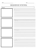 How-To Writing Graphic Organizer