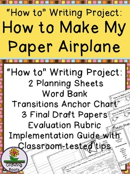 How To Writing Project
