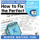 How To Writing How to Fix a Perfect Cup of Cocoa