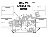 How-To Writing Ideas- Brainstorm Sheet