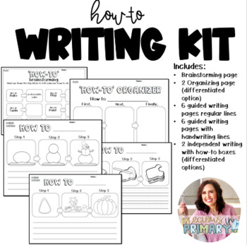 How-To Writing Kit