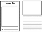 How To Writing Mini Booklet