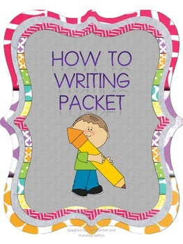 How To Writing Packet