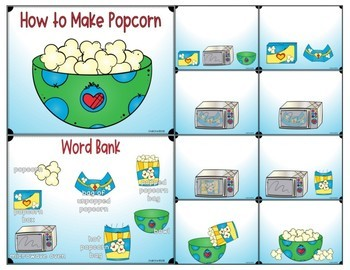 How To Writing Popcorn PowerPoint™