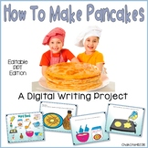 How To Writing Pancakes PowerPoint™