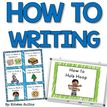 How-To Writing Prompts