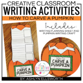 #falloween Fall Writing