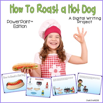 How To Writing Roast a Hot Dog Google Slides™