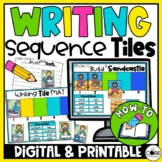 How To Writing | Sequence Writing | Sequencing Picture Car