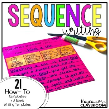 How To Writing [Sequence and Write]