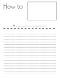 How To Writing Template