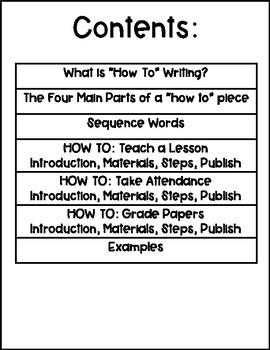 How To Writing for the Future Teacher