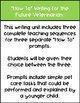 How To Writing for the Future Veterinarian