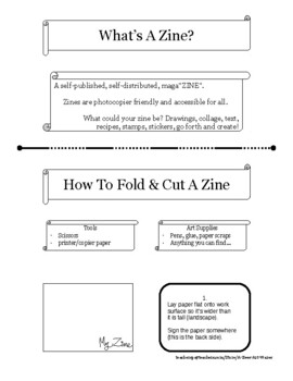 How To Zine