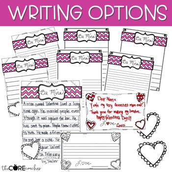 How Valentine's Day Came to Be- Lesson Plans for Younger Grades