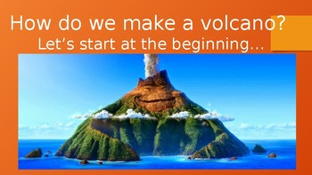 How Volcanoes are Made