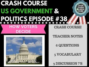 How Voters Decide: Crash Course Government and Politics #38