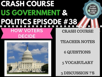 How Voters Decide: Crash Course Government and Politics #38