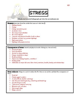How Vulnerable Are You to Stress?