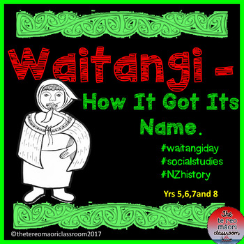 How Waitangi got its name