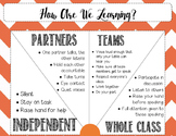 How We Are Learning Poster