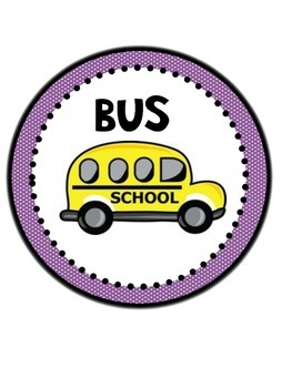 How We Get Home - A Classroom Transportation Display
