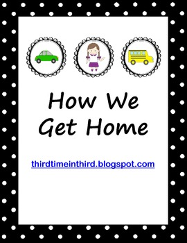 Transportation Poster: How We Get Home