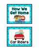 How We Get Home - BLUE