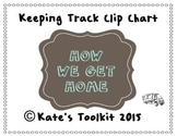 How We Get Home Clip Chart 2