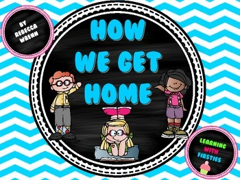 How We Get Home Clip Chart and Tags Bright Colors