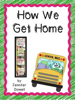 How We Get Home- Monsters (Freebie)