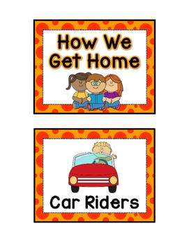 How We Get Home - ORANGE