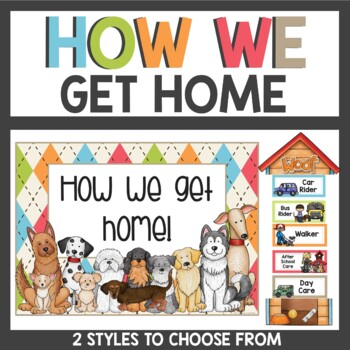 How We Get home Dog Themed