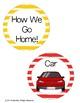 How We Go Home Clip Chart Freebie!