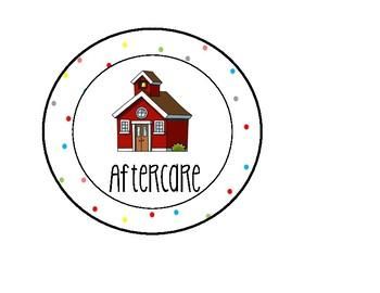 How We Go Home! -Colorful Too Cute Polka Dots