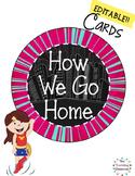 How We Go Home {Super Hero}