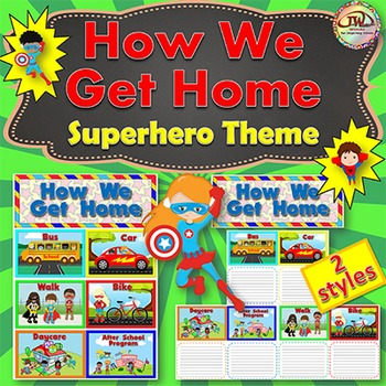 How We Go Home Superhero Theme