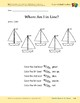 How We Move on the Ocean: Language and Math Activities