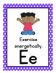 Teaching Letters & Sounds Through Actions & Chants Making