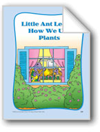 How We Use Plants: Circle-Time Book