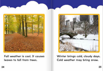 How Weather Works flip e-book