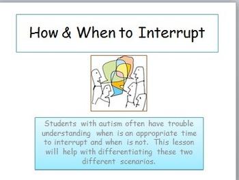 How & When to Interrupt
