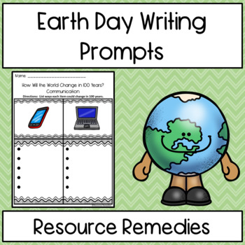 How Will the World Change in 100 Years? Writing Prompts