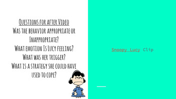 How Ya Feeling?  Emotions, Triggers, and Coping Strategies PowerPoint